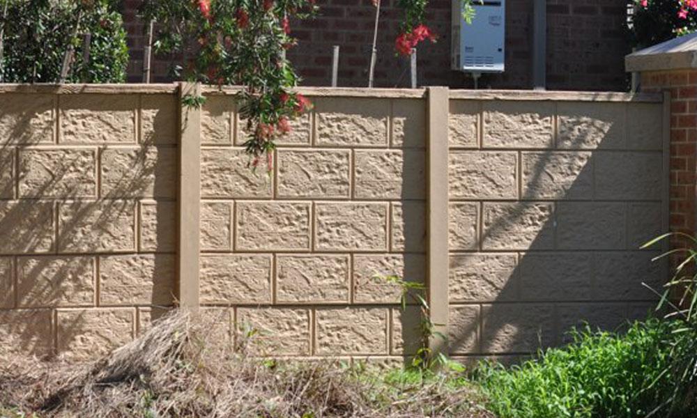 Modular Wall Fencing 3