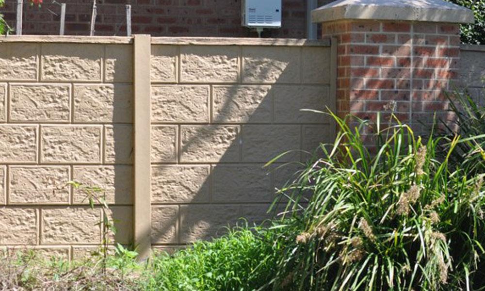 Modular Wall Fencing 4