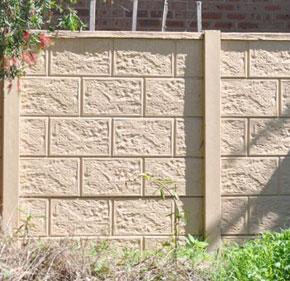 Modular Wall Fencing