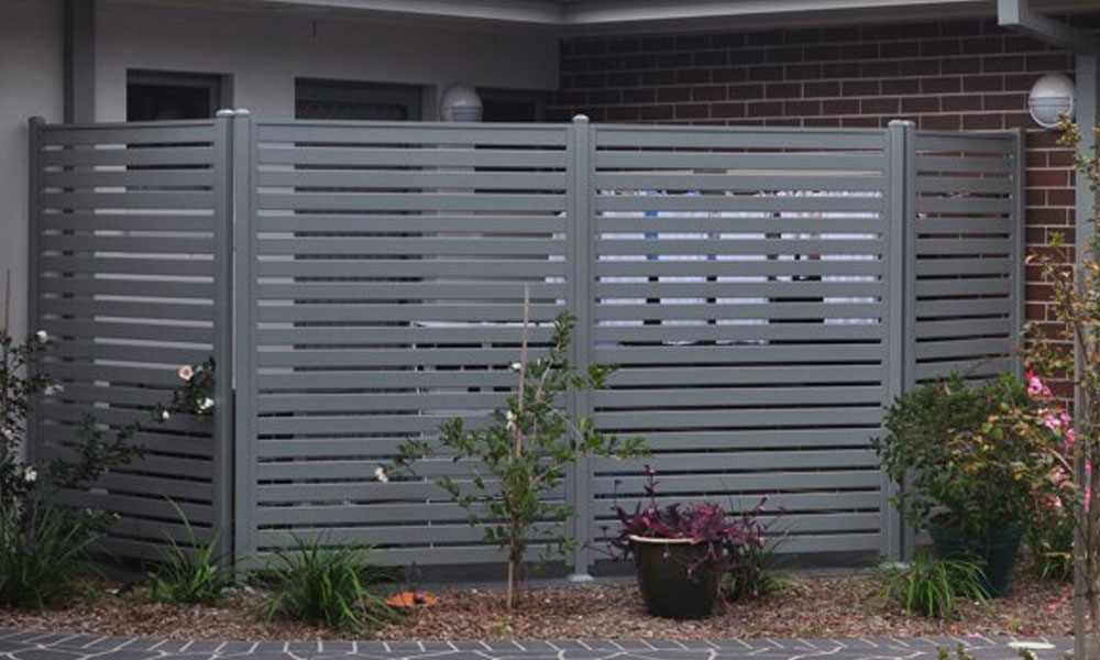 Privacy Fencing 9