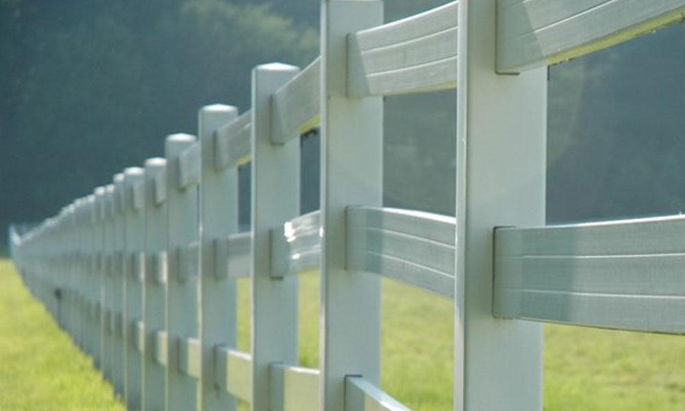 PVC Fencing 1