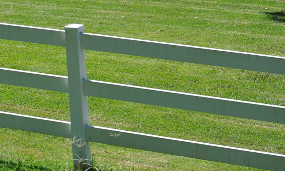 PVC Fencing 4