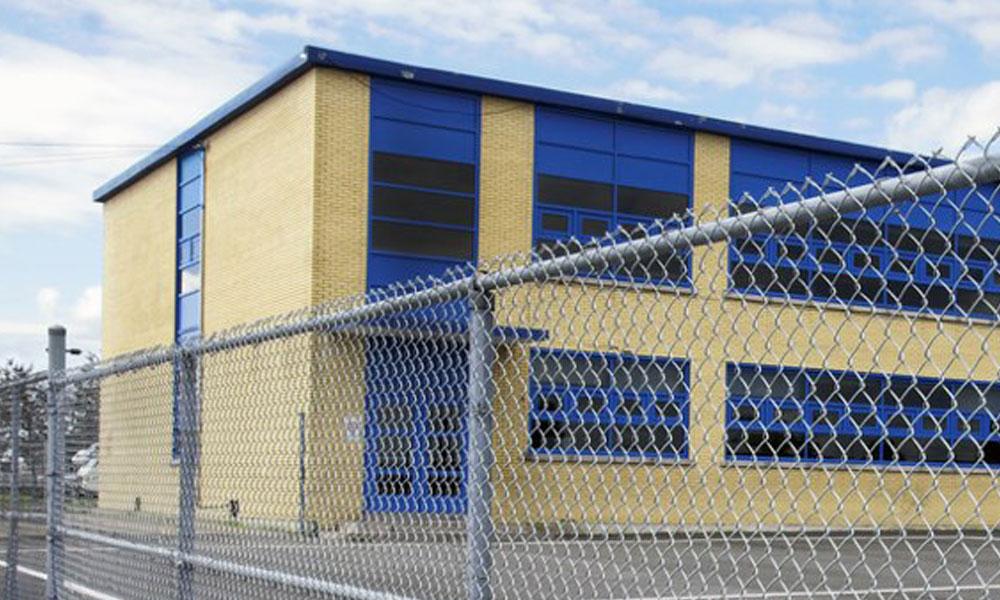 School Fencing 8