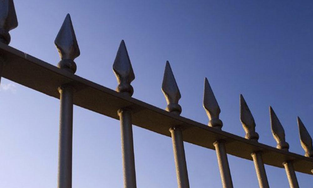 School Fencing 2