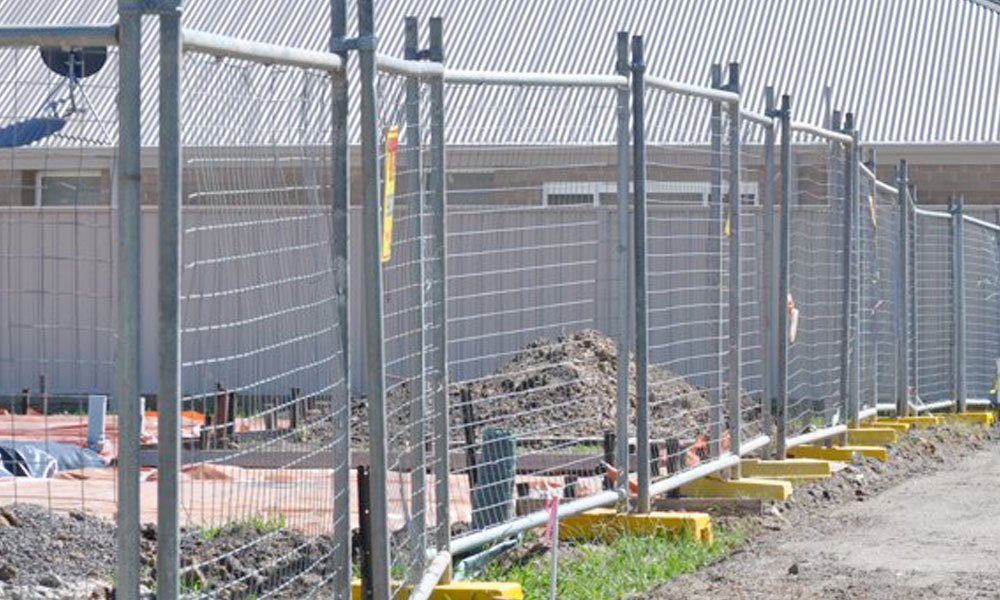 Temporary Fencing 1