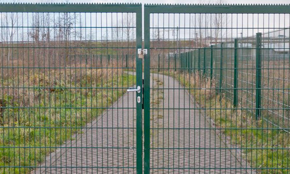 Weldmesh Fencing 3
