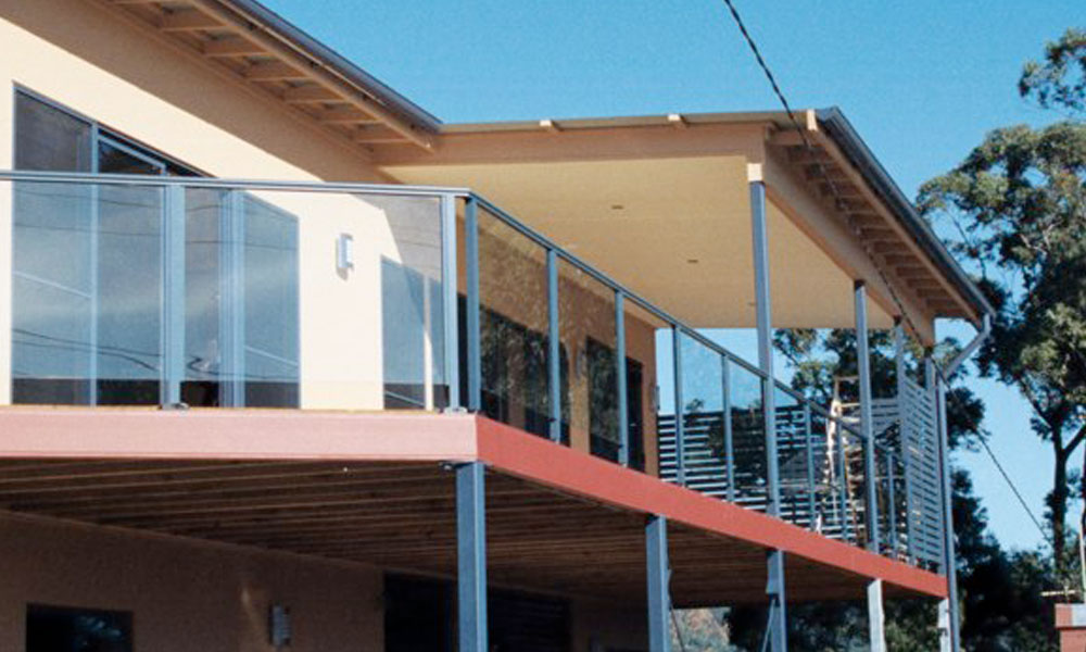 Glass Balustrades and Railings 1