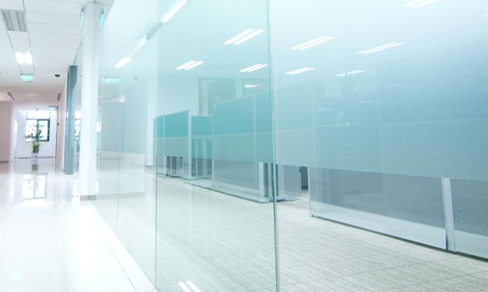 Glass Partitions 6