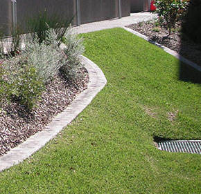 Landscaping Kerbs and Edges