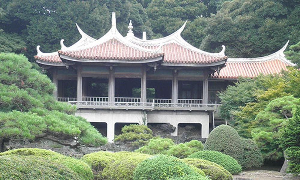 Oriental, Japanese and Zen Gardens 1