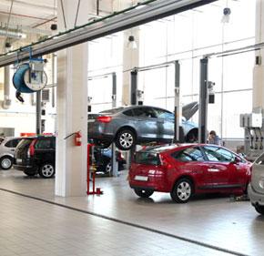 Mechanics - 4 Wheel Drive Shops