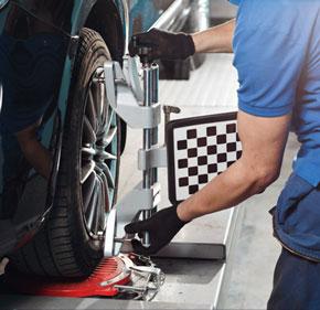 Mag Wheel Installers