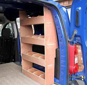 Van Shelving Installers