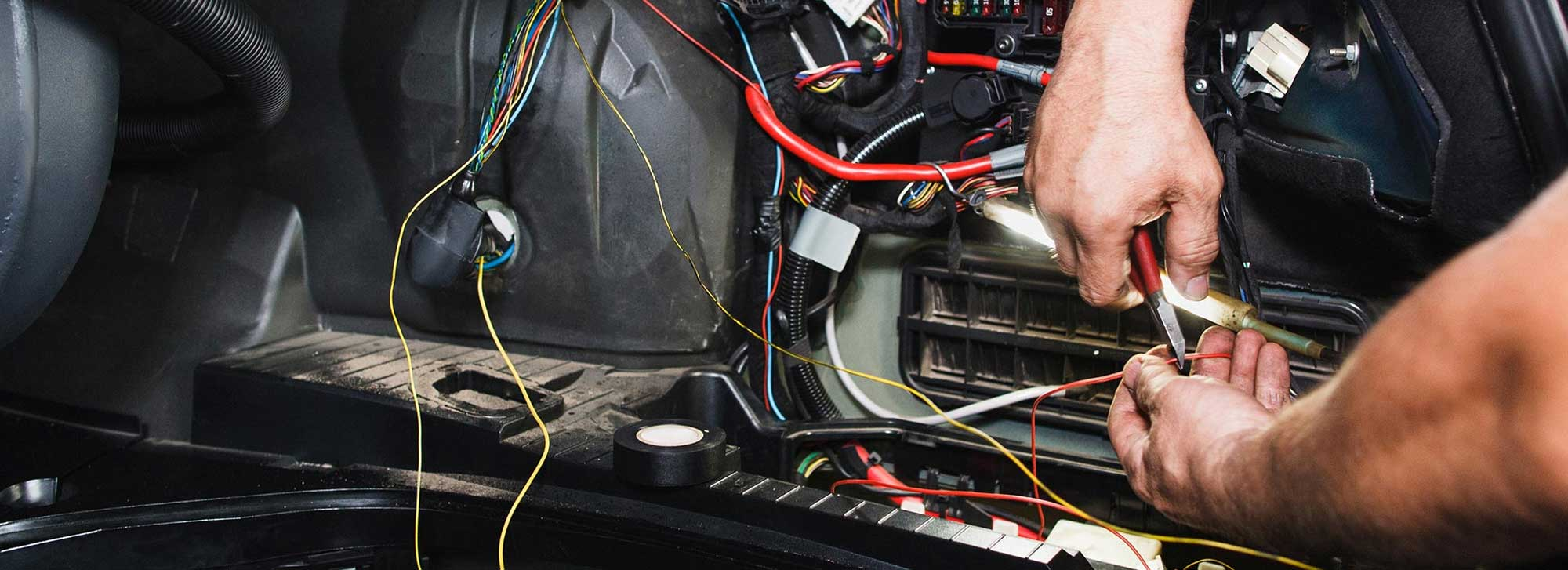 Vehicle Electricians
