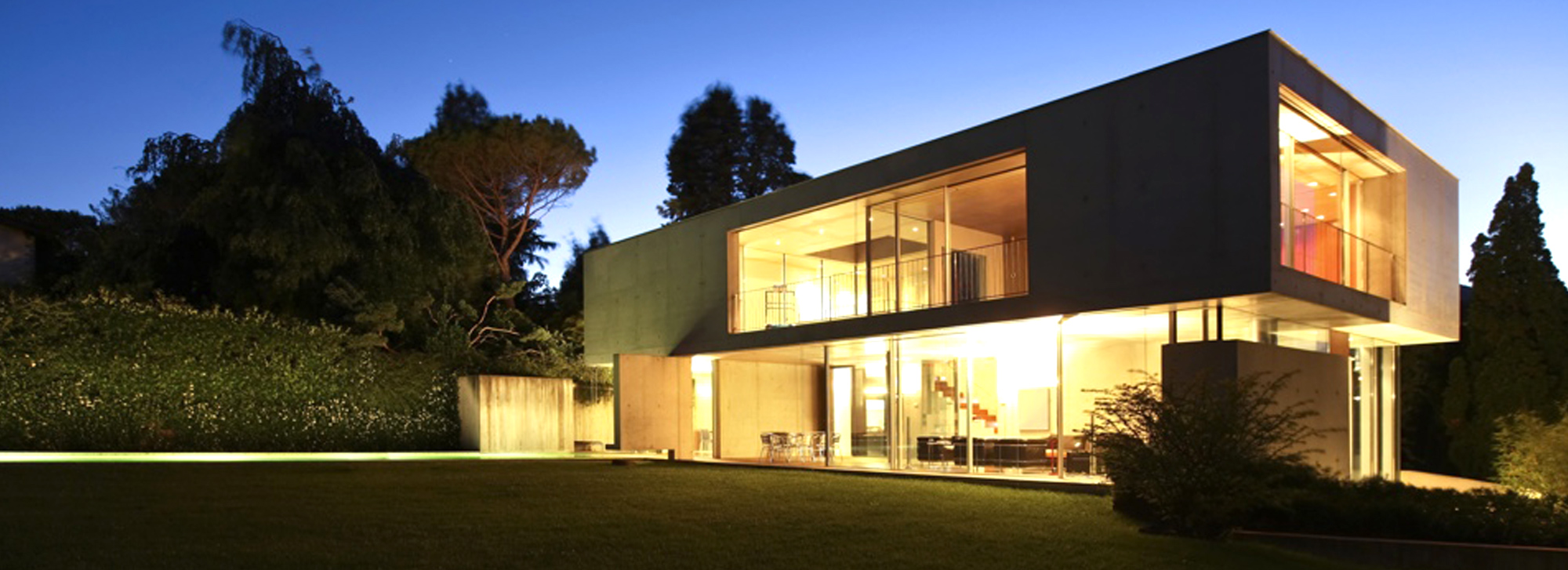 Architectural Homes