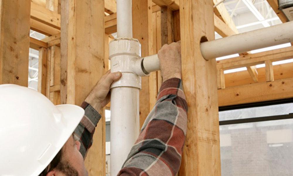 New House Plumbing 2