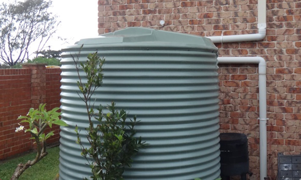 Rain Water Tanks 1