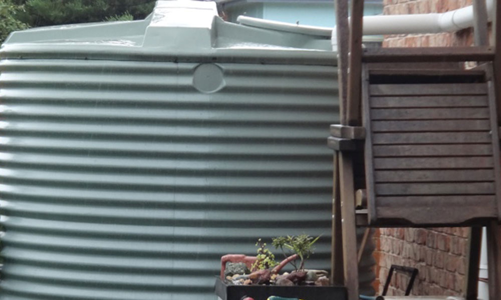 Rain Water Tanks 3