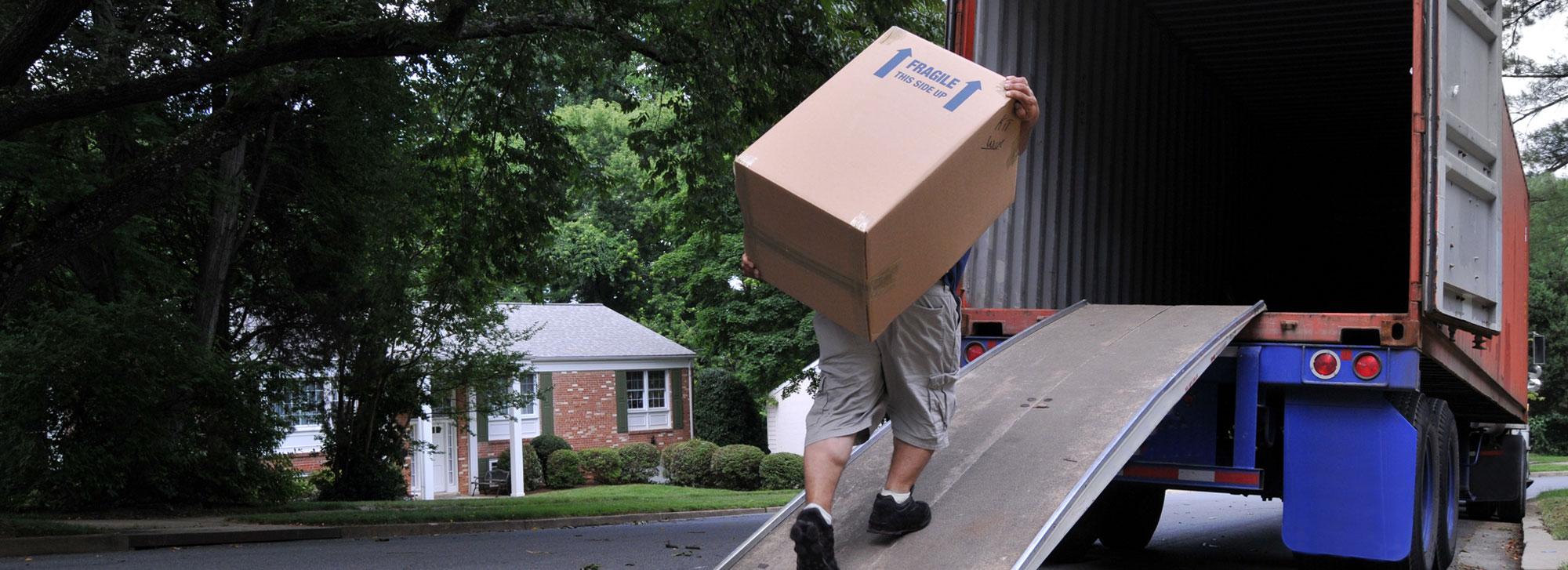 Backloading Furniture Services
