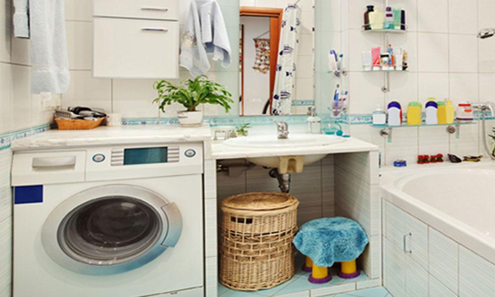 Laundry Renovations 1