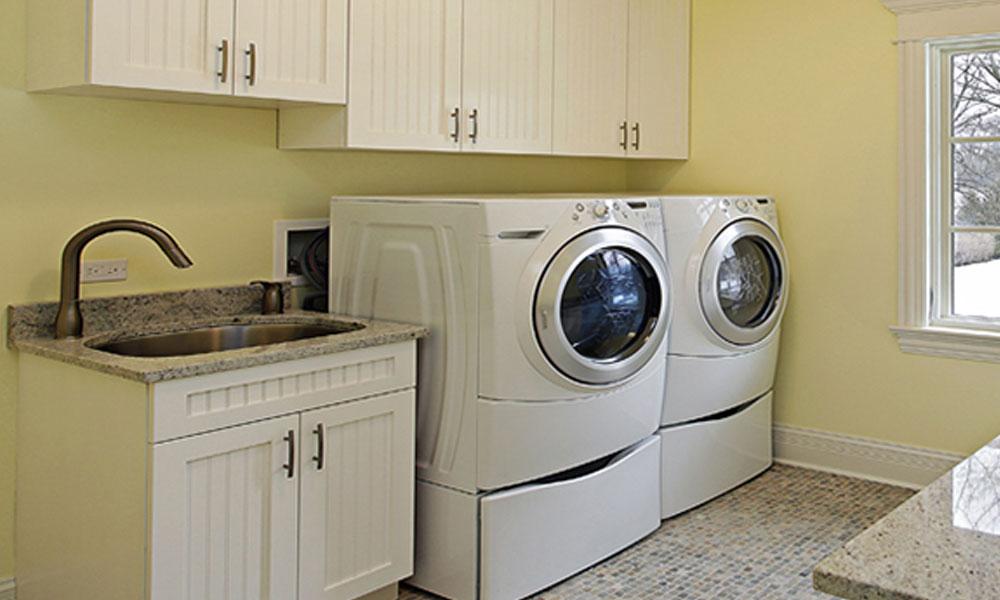 Laundry Renovations 2