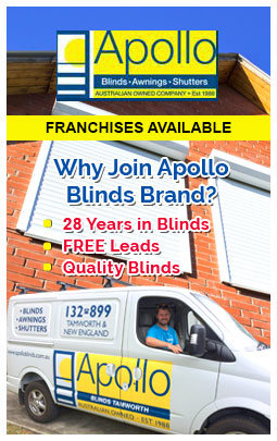 Join apollo blinds